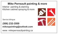 Part-time EXPERIENCED Painter will lead to full-time