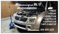 Mécanique M.F