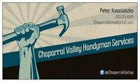 Chaparral Valley Handyman Services
