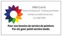 Experienced Painter, Equipped and Mobile