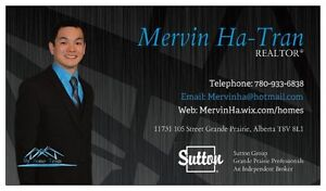 Contact Mervin Ha for Buying or Selling a Home 7809336838