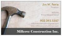Millcove Construction Inc.