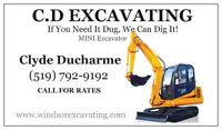 C.D.Excavating