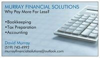 Bookkeeping, Accounting + Tax Preparation, Why Pay More For Less