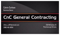 CnC General Contracting