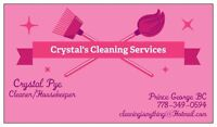 Experienced residential cleaning services