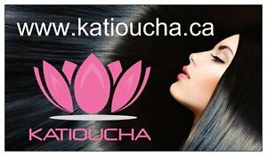 """Clip in hair extension,Straight hair,60 cm, 24"""",LIGHT PINK #B001 Yellowknife Northwest Territories image 6"""