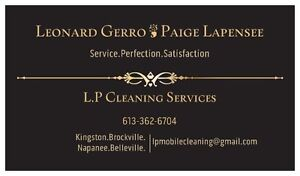 L.P cleaning services - residential and commercial cleaning Belleville Belleville Area image 1