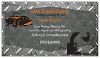 Foundation repairs, Water proofing and much more!