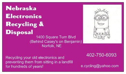 NE Electronic Recycling & Disposal