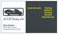 TOWING & DELIVERY