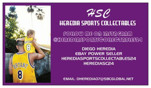 Heredia Sports Collectables