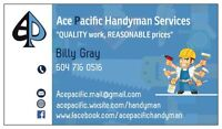 Ace Pacific Handyman Services