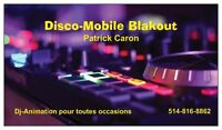 Disco-Mobile DJ Pat Caron