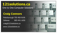 Computer Services $45 hour...121solutions.ca