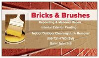 Painter / Bricklayer - Reasonable Rates