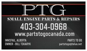 SMALL ENGINE & OUTDOOR EQUIPMENT PARTS & REPAIRS - INNISFAIL