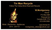 Tin Man Mobile Recycle