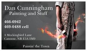 Dan Cunningham Painting (painter)
