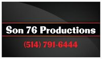 Son 76 productions - Service de DJ!!!!