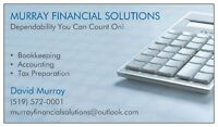 Tax Services, Bookkeeping + Accounting