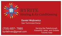 Furnace and Air Conditioner Installations, Repairs, and Maint