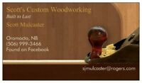 Scott's Custom Woodworking