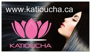 """Clip in hair extension,Straight hair,24"""",60 cm, FUSCHIA OMBRE Yellowknife Northwest Territories image 10"""