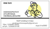 Doctor of HOMEOPATHIC MEDICINE