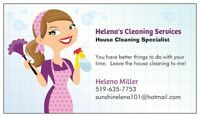 Exceptional House Cleaning Services!