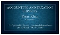 Best Accounting/Bookkeeping and Taxation Services