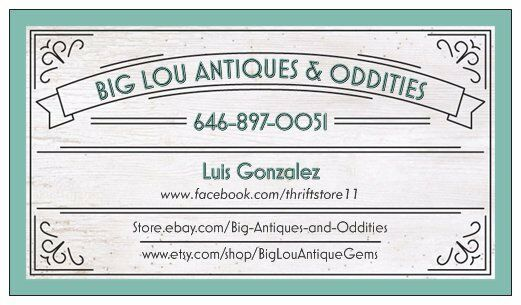 Big Lou Antiques & Rare Treasures