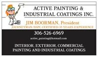 Residential/Commercial/Industrial Painting and Coatings.