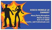 Disco-Mobile Le Damary