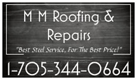 Recent Ice Storm Damage your Roof? Then Call us!