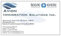 Regulated Canadian Immigration Consultant(RCIC)
