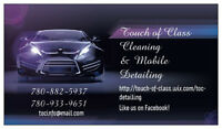 Touch of Class Cleaning & Mobile Detailing