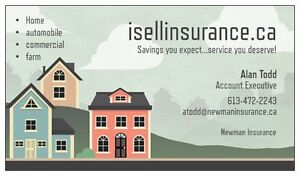 Great Rates on Home and Automobile Insurance