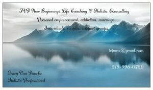Life coaching & Counselling, in your home