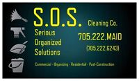 S.O.S. Cleaning Co