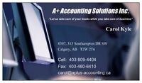 BOOKKEEPING/ACCOUNTING & TAX PROCESSING - CONTRACT/MOBILE