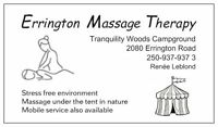 Affordable Massage Therapy
