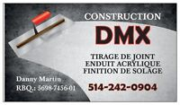 CONSTRUCTION DMX
