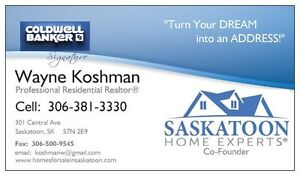 Real Estate Services Tailored to YOUR Needs!