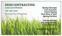 COMMERCIAL LAWN SERVICE..WEEKLY MOW..SPRING CLEAN UP