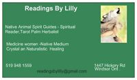 Readings By Lilly