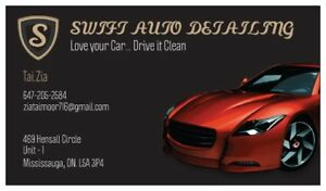 SWIFT AUTO DETAILING