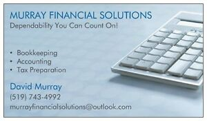 Bookkeeping, Accounting + Tax Preparation Stratford Kitchener Area image 1