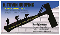 K- TOWN ROOFING