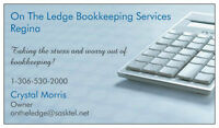 On The Ledge Bookkeeping Services Regina